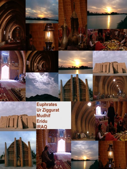 SCENES FROM THE DOCUMENTARY SERIES 'THE EGYPTIAN GENESIS' DIRECTED BY MOUNA MOUNAYER